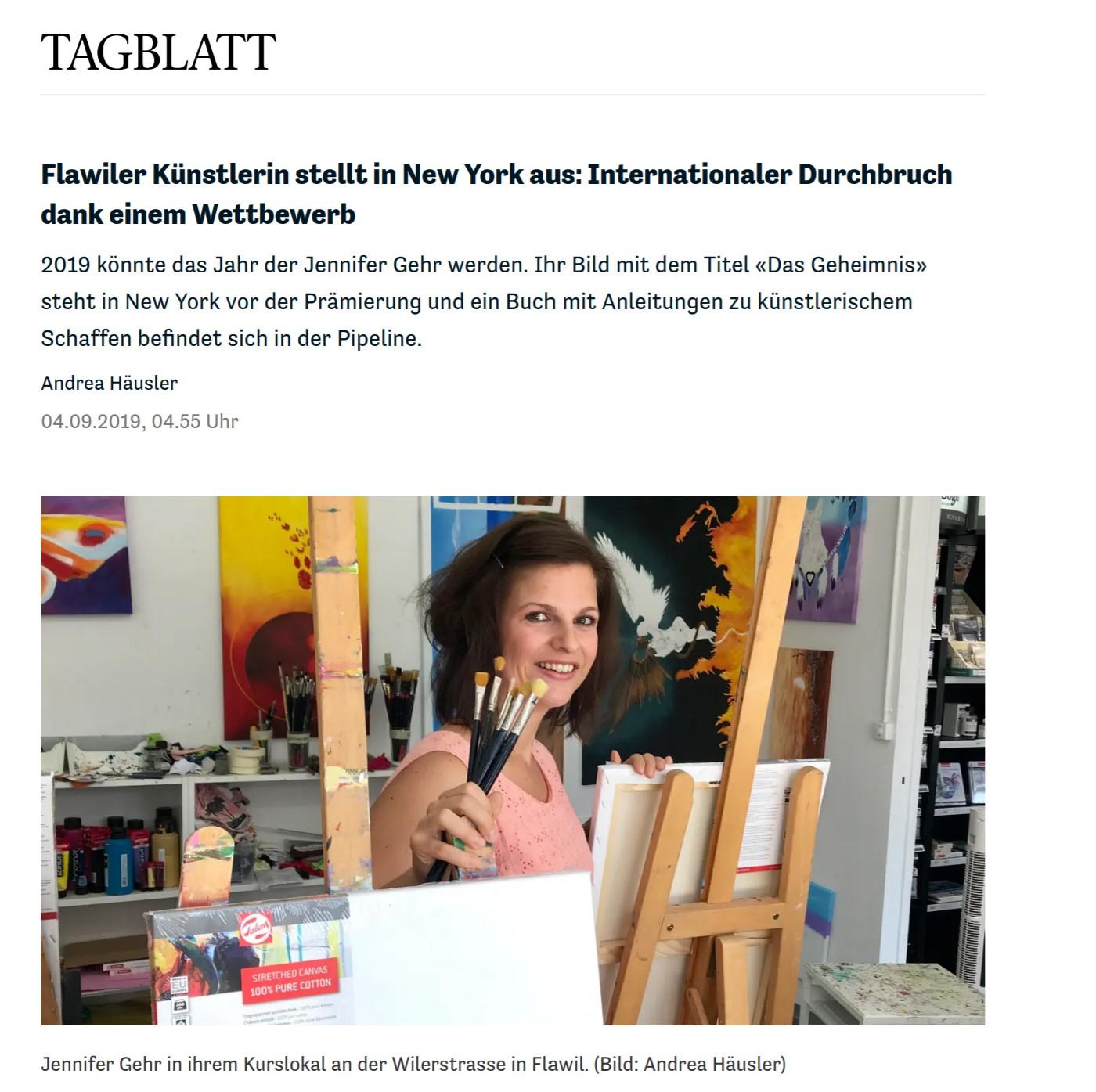 StGallerTagblattVorbericht