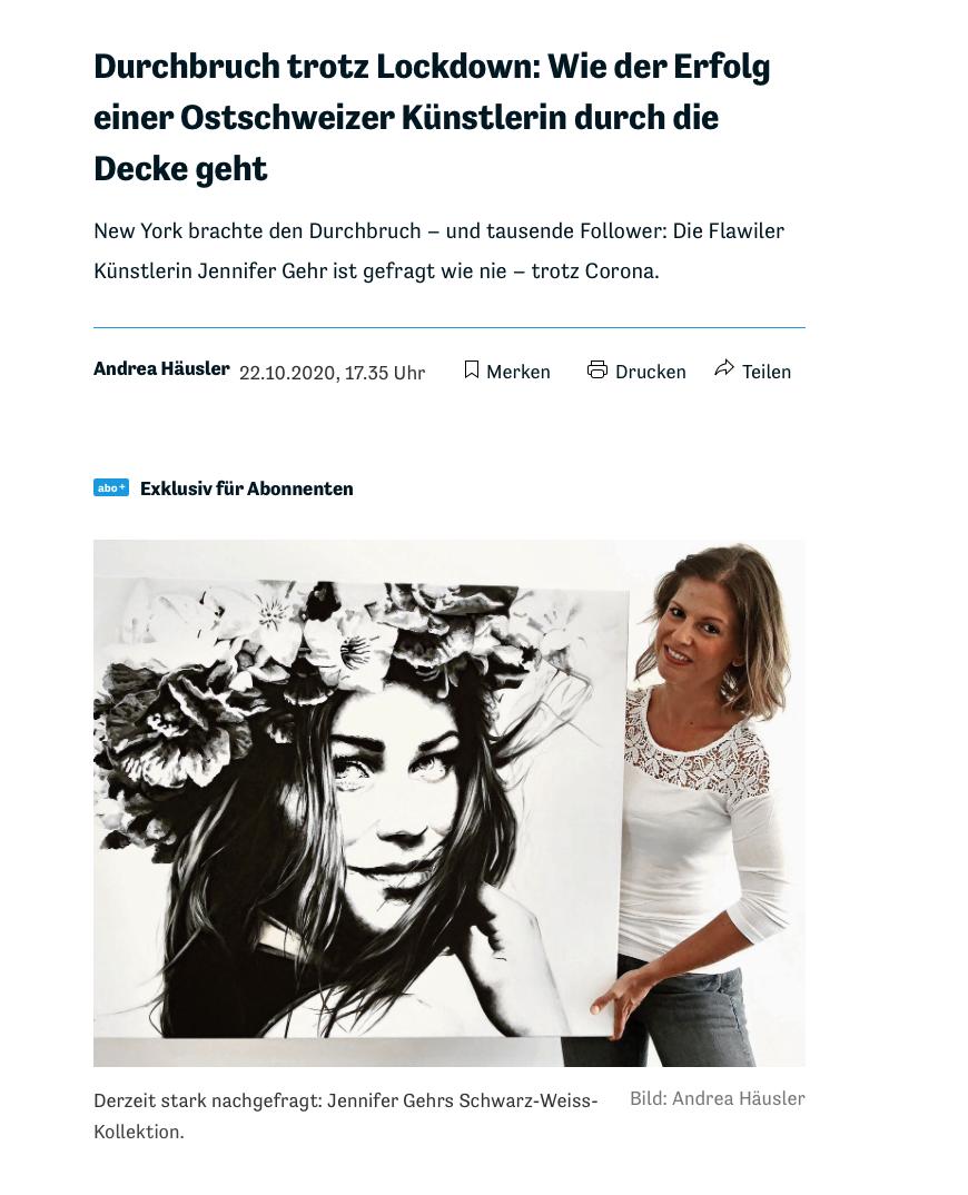 StGallerTagblatt_Durchbruch